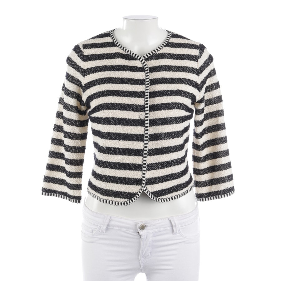 summer jackets from Piu & Piu in white and black size 34