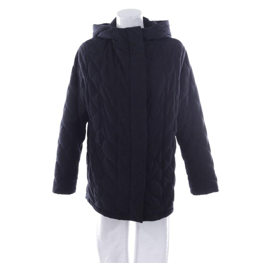 between-seasons jackets from Maje in dark blue size 34 FR 36