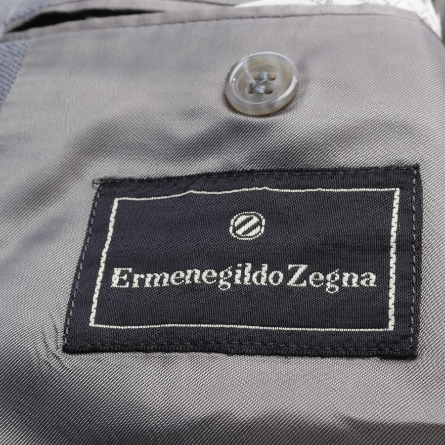 Wollsakko von Zegna in Grau Gr. 54