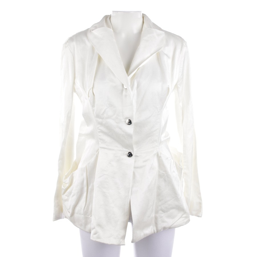 blazer from Vivienne Westwood Anglomania in cream size 42 IT 48