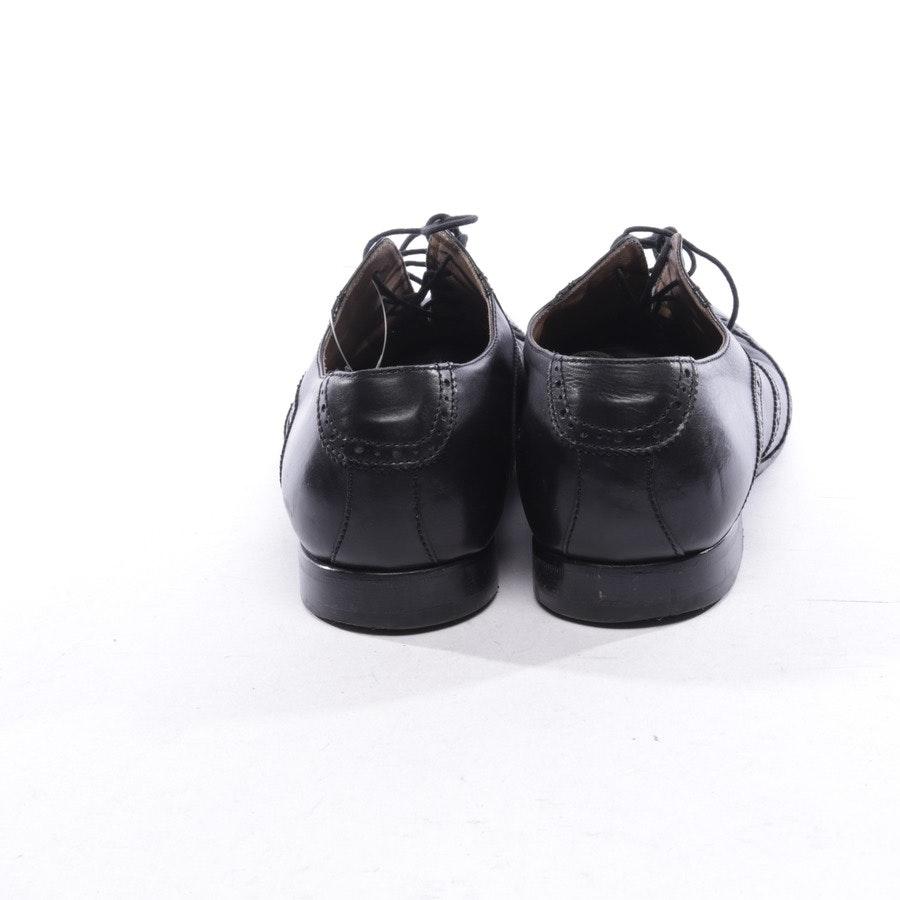 Schnürschuhe von Pantanetti in Schwarz Gr. EUR 42,5