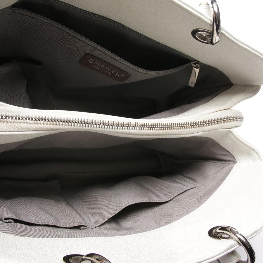Handtasche von Chanel in Offwhite