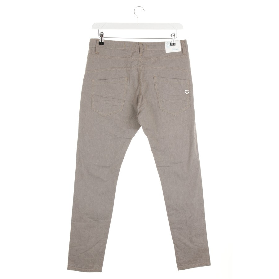 jeans from Please in brown and grey size L