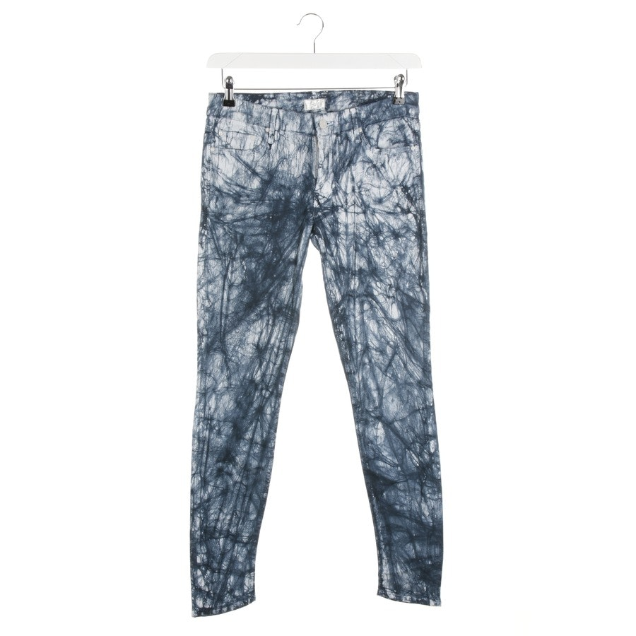 jeans from Mother in petrol size W30 - the looker
