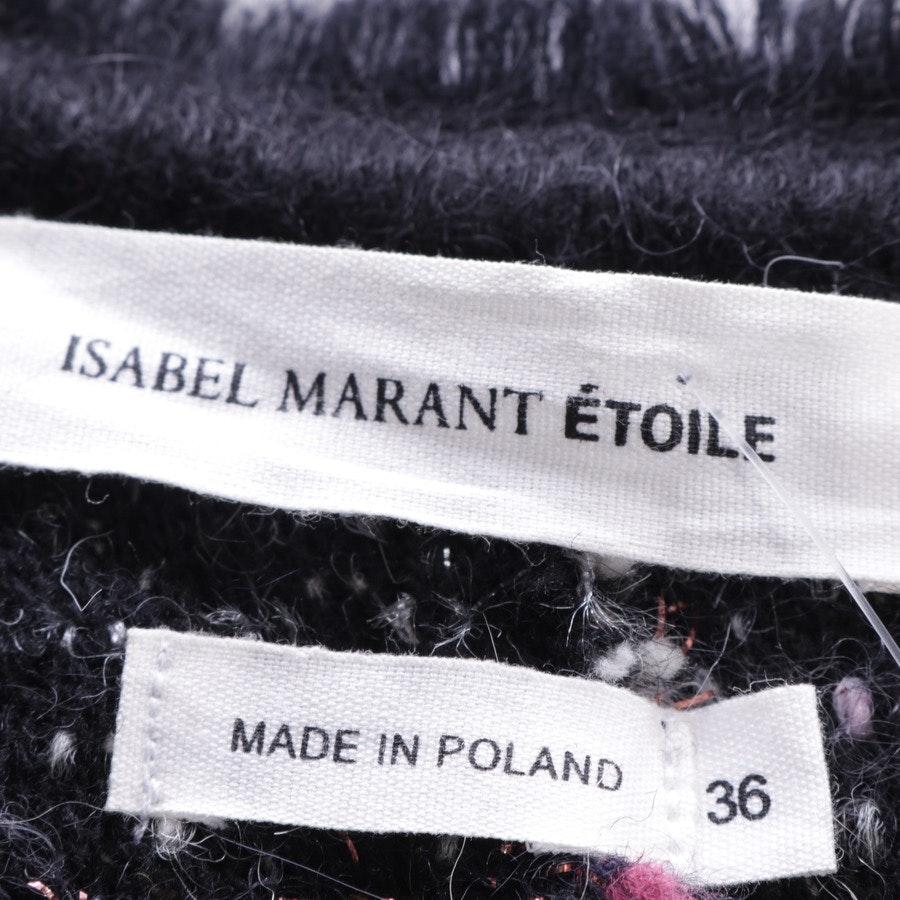 Übergangsjacke von Isabel Marant Étoile in Multicolor Gr. 34 FR 36