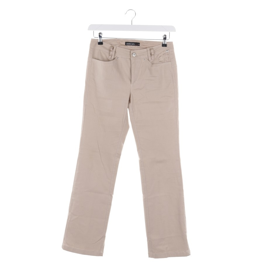 trousers from Marc Cain in beige size 36 N2