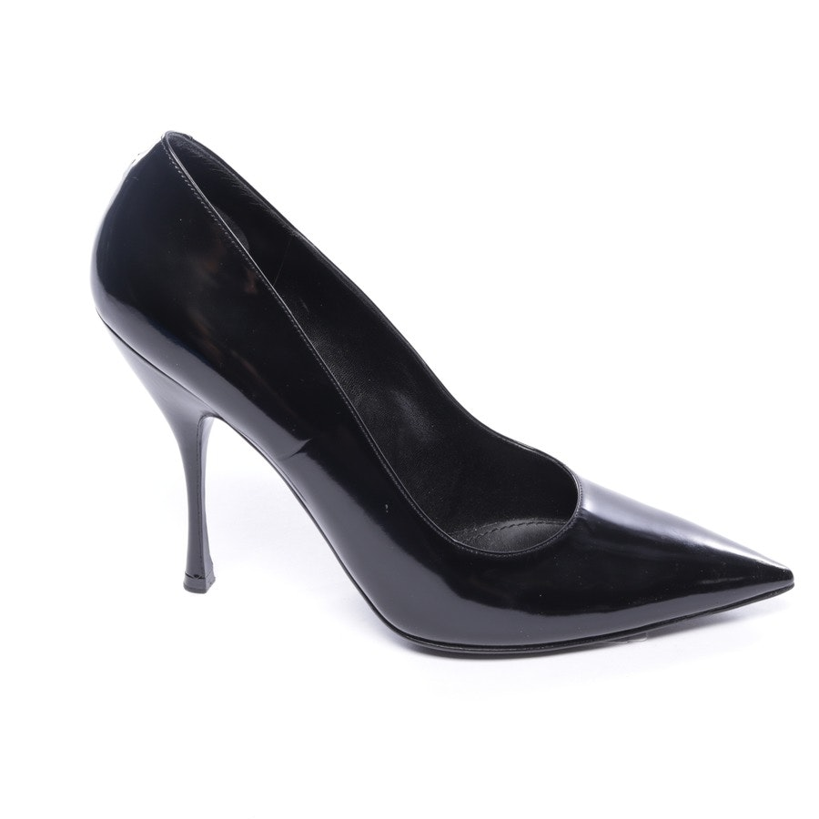 pumps from Dolce & Gabbana in black size D 40,5