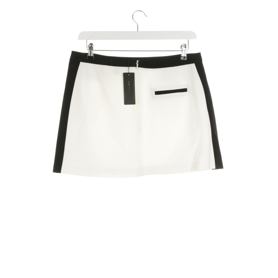 skirt from BCBG Max Azria in white and black size L - new