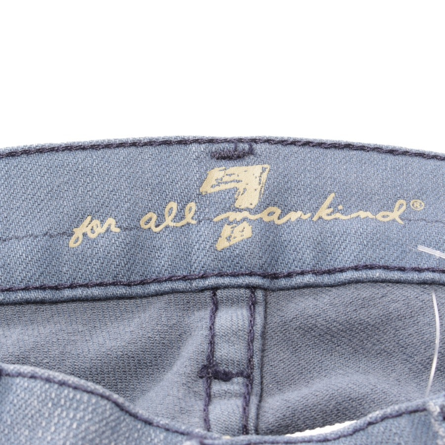 jeans from 7 for all mankind in dove blue size W26 - new label! bootcut