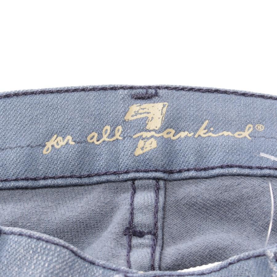 Jeans von 7 for all mankind in Taubenblau Gr. W26 - Neu mit Etikett! Bootcut