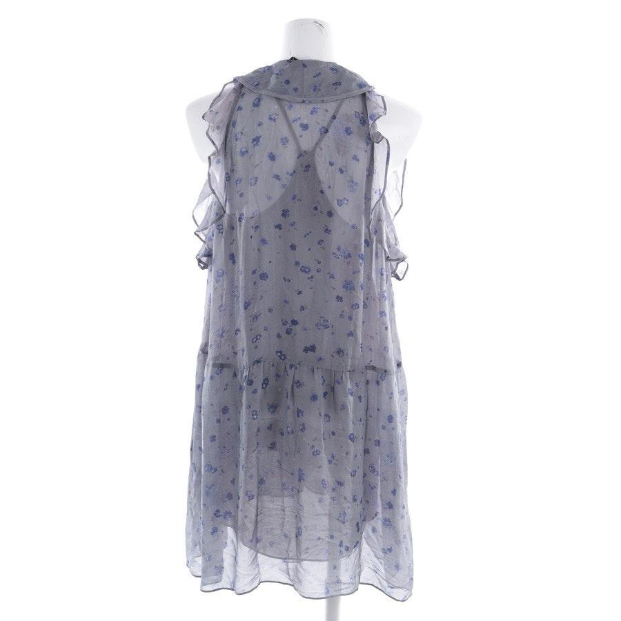 Kleid von Iro in Grau und Multicolor Gr. 32 FR 34 - Jaysan
