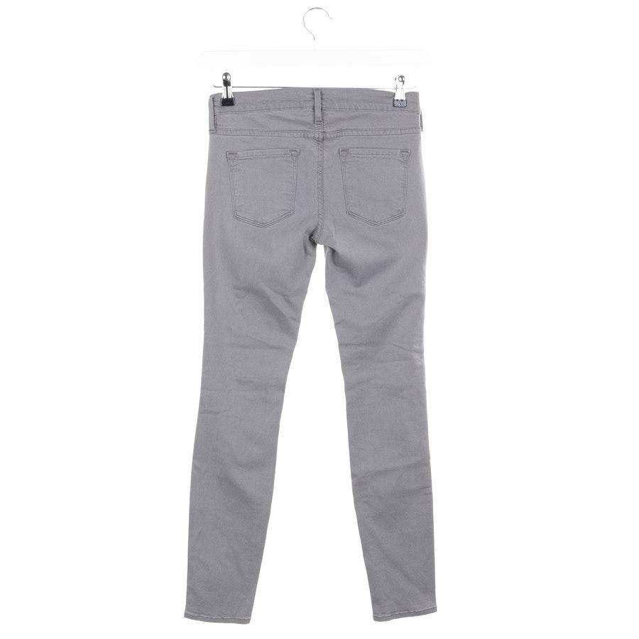 jeans from Frame in grey size W25 - le skinny de jeanne
