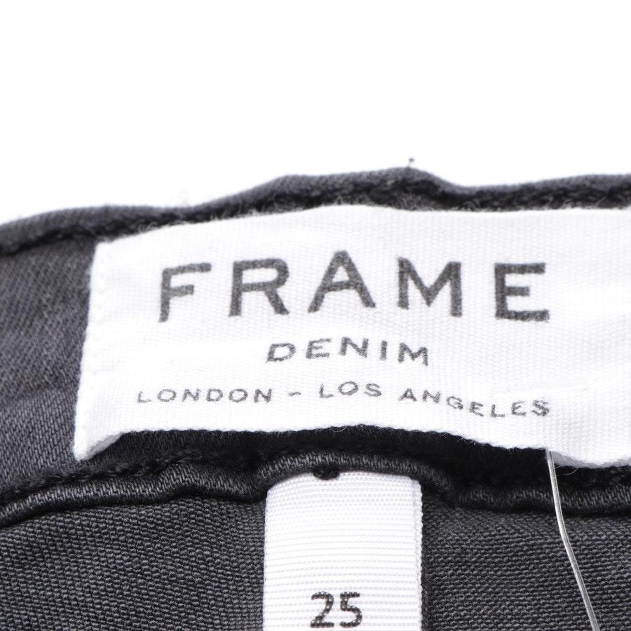 jeans from Frame in black size W25 - le skinny de jeanne