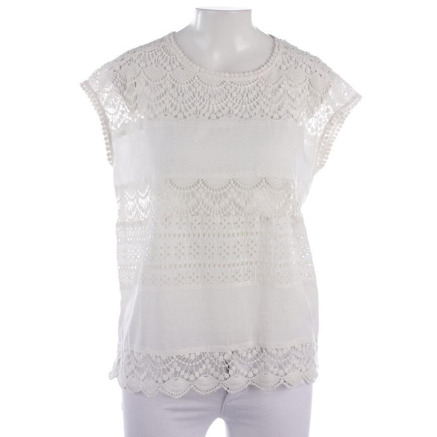 Shirt von Joie in Creme Gr. XS