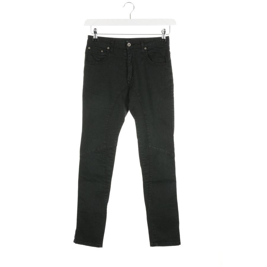 Jeans von Please in Dunkelgrau Gr. 2XS