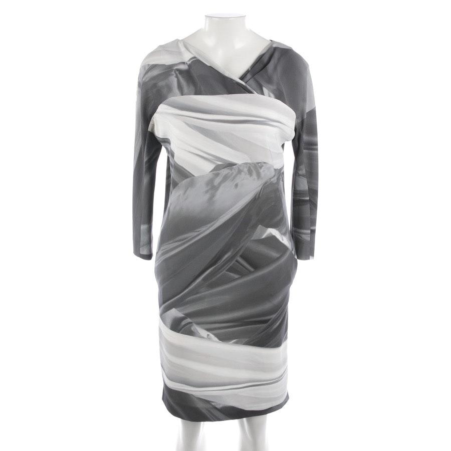 Kleid von Escada in Anthrazit Gr. 34