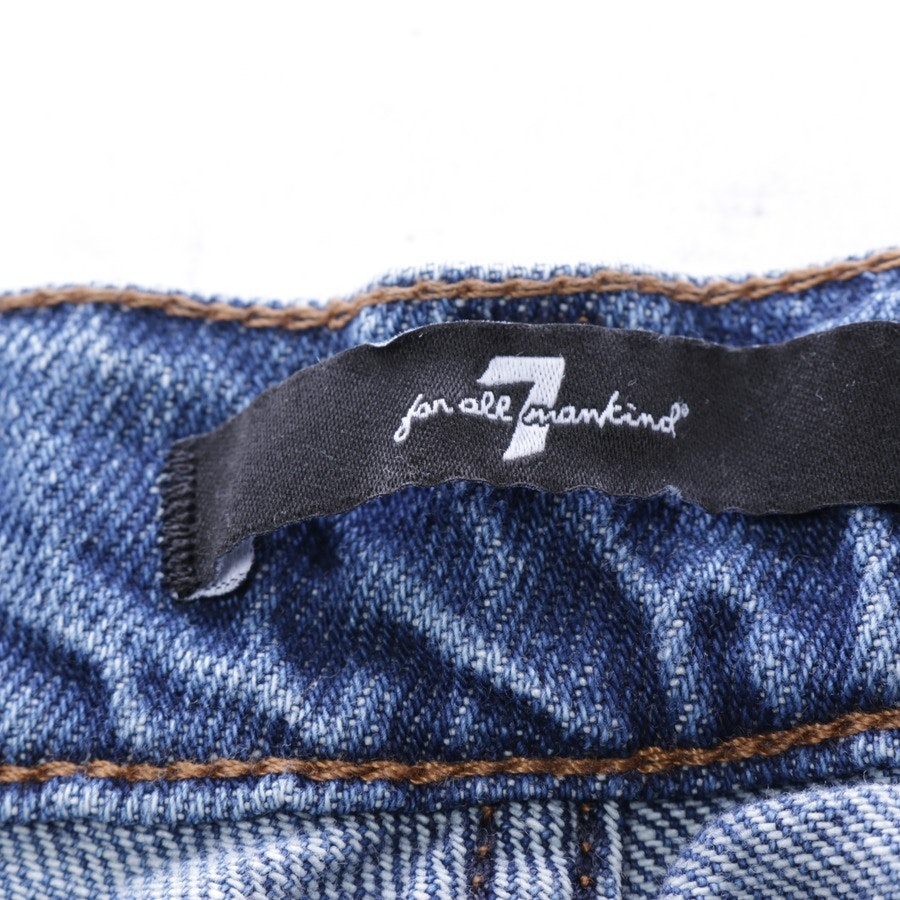 jeans from 7 for all mankind in blue size W29