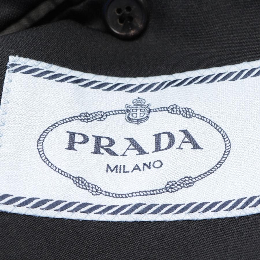 between-seasons jackets from Prada in black mottled size M