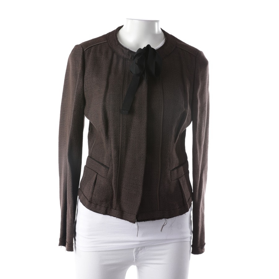 summer jackets from Prada in brown size 34 IT 40