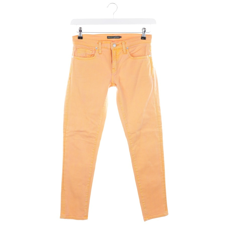 Jeans von Lauren Ralph Lauren in Neon Orange Gr. W26