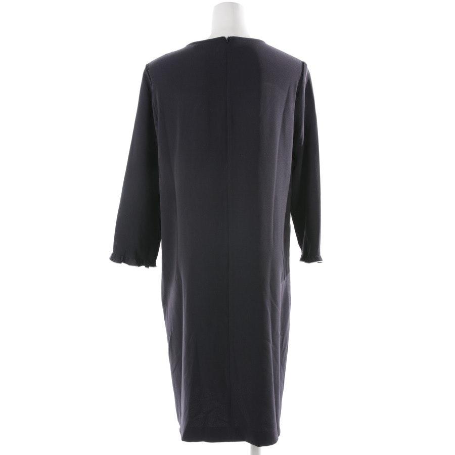 Kleid von Max Mara in Marineblau Gr. M