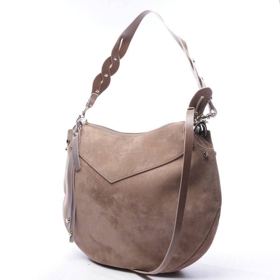 shoulder bag from Jimmy Choo in green