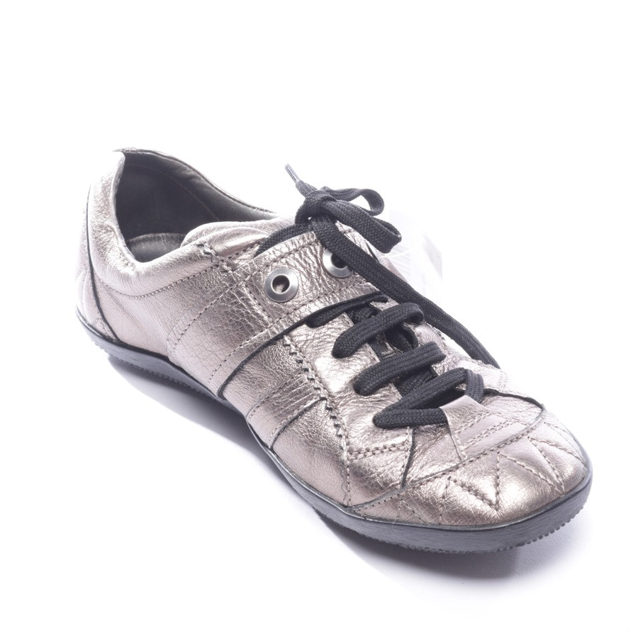 trainers from Dior in bronze size D 36