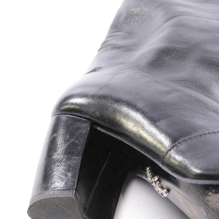Stiefeletten von Prada in Schwarz Gr. EUR 36,5