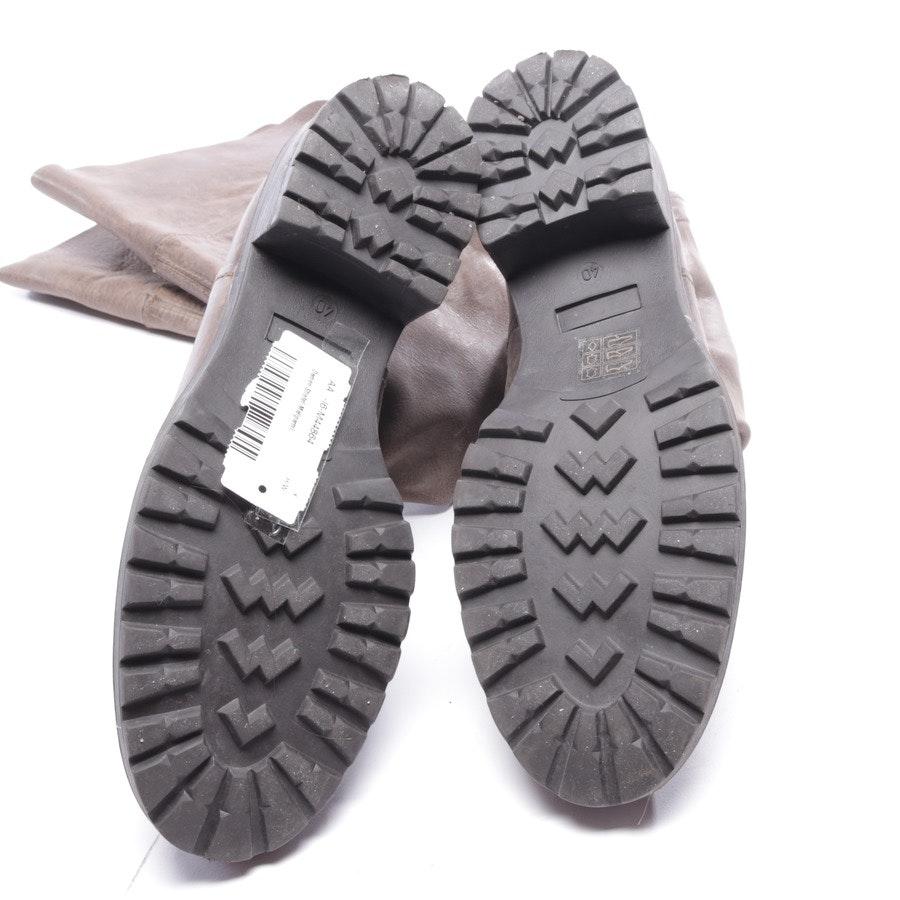 Stiefel von Maliparmi in Braun Gr. EUR 40