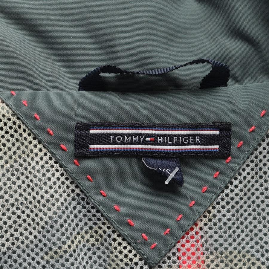 Übergangsmantel von Tommy Hilfiger in Grün Gr. XS