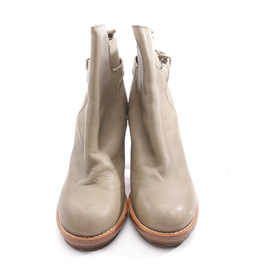 ankle boots from Acne Studios in beige size EUR 40 - cypress