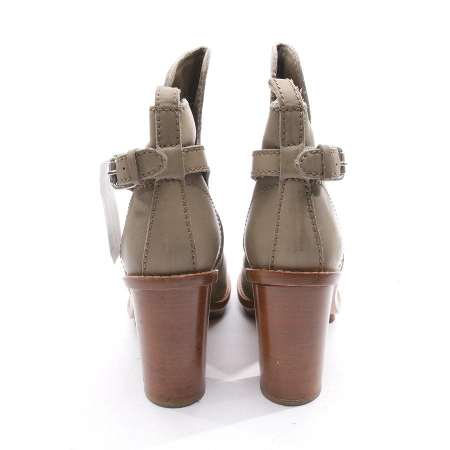Ankle Boots von Acne Studios in Beige Gr. EUR 40 - Cypress