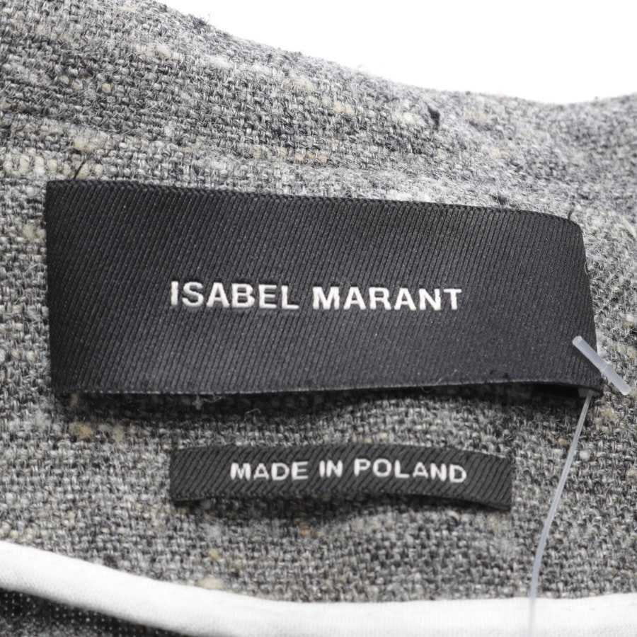blazer from Isabel Marant in grey mottled size 34 FR 36