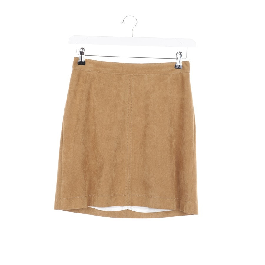 skirt from Drykorn in beige-brown size W29