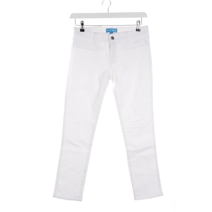 Jeans von MiH in Weiß Gr. 28