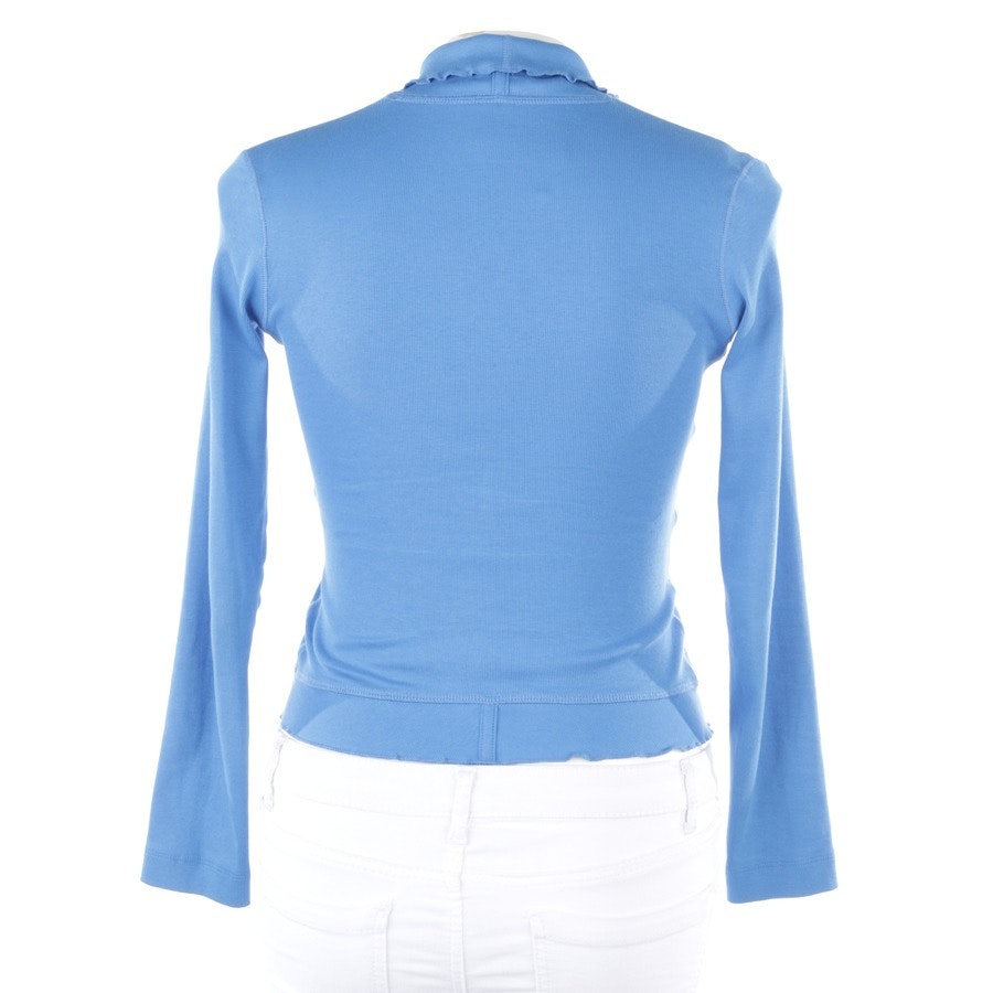 Strickjacke von Marc Cain Sports in Blau Gr. XS