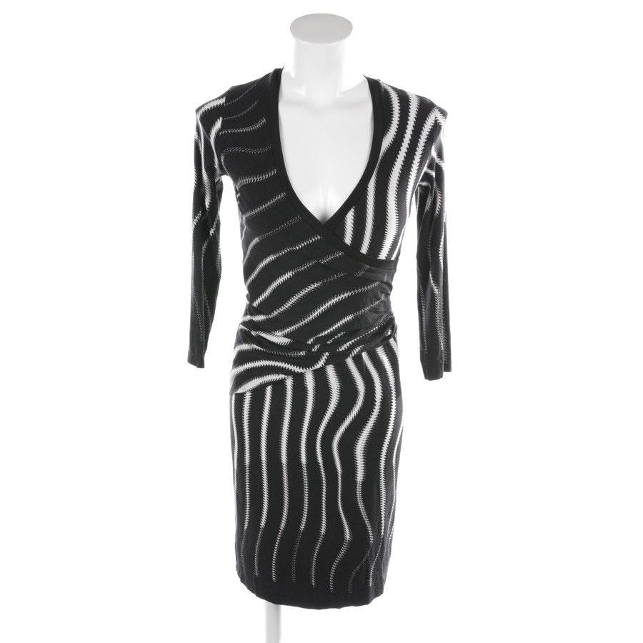 Kleid von Ana Alcazar in Schwarz und Weiß Gr. 34