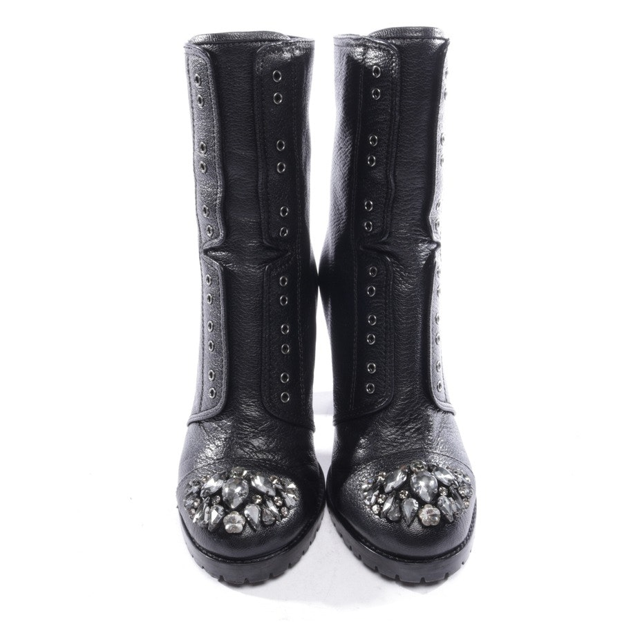 ankle boots from Jimmy Choo in black size EUR 36