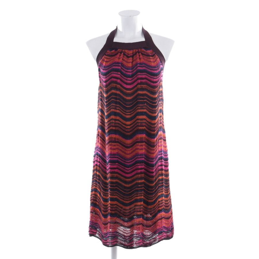 dress from Missoni M in aubergine and multicolor size 36 IT 42