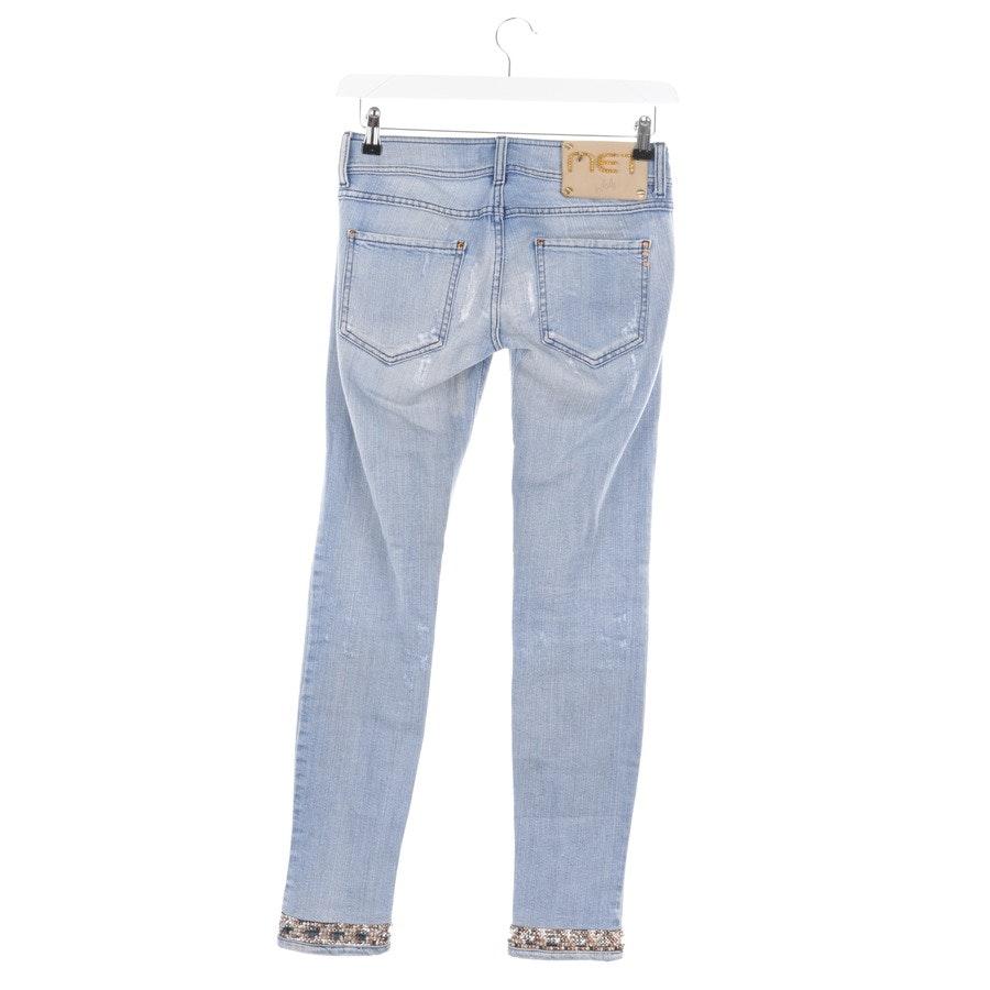 Jeans von Met in Blau Gr. W26