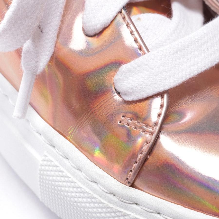 Sneaker von Marc Cain in Bronze Gr. D 39
