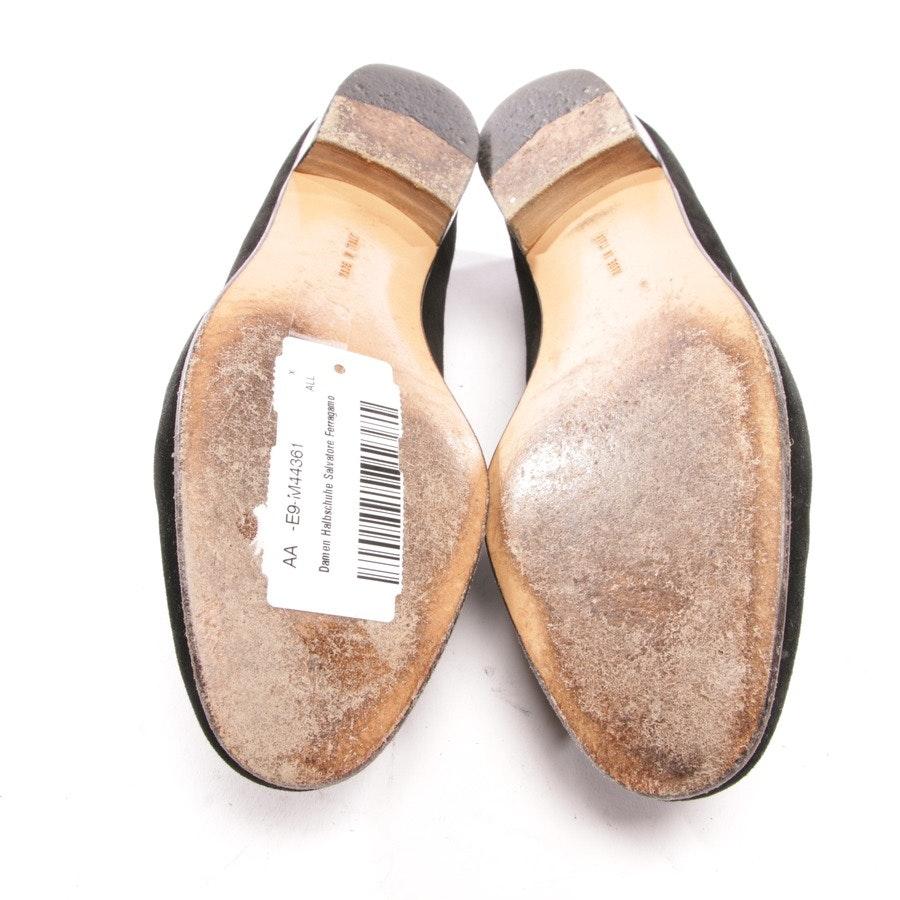 Ballerinas von Salvatore Ferragamo in Schwarz Gr. EUR 36,5 US 6