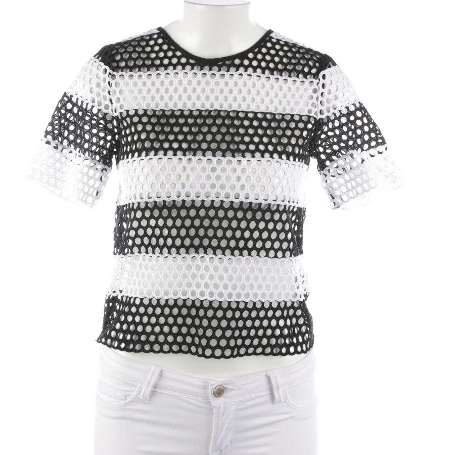Shirt von Michael Kors in Schwarz und Weiß Gr. XS