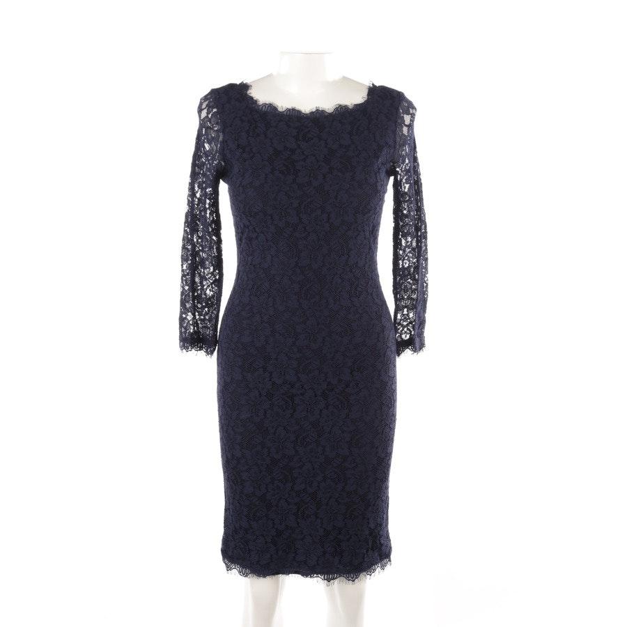 dress from Diane von Furstenberg in pacific blue size 38 US 8 - zarita