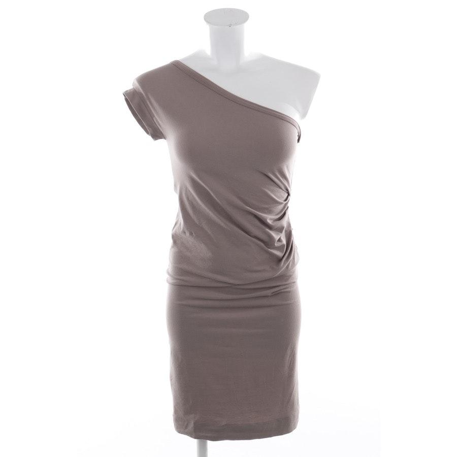 Kleid von Stefanel in Beigegrau Gr. S