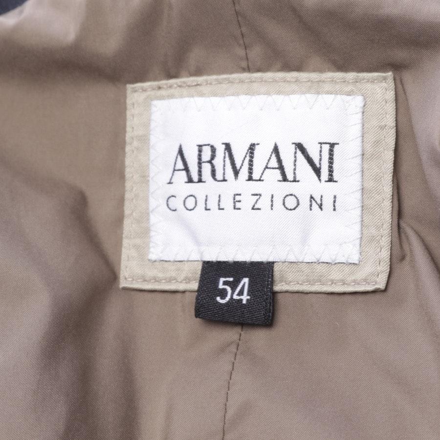 Übergangsjacke von Armani Collezioni in Grège Gr. 54