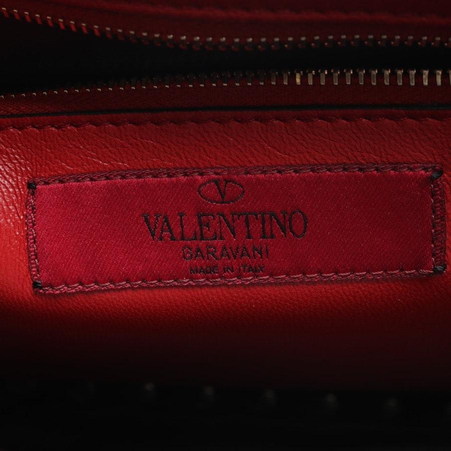 shoulder bag from Valentino in black - spike bag large - new