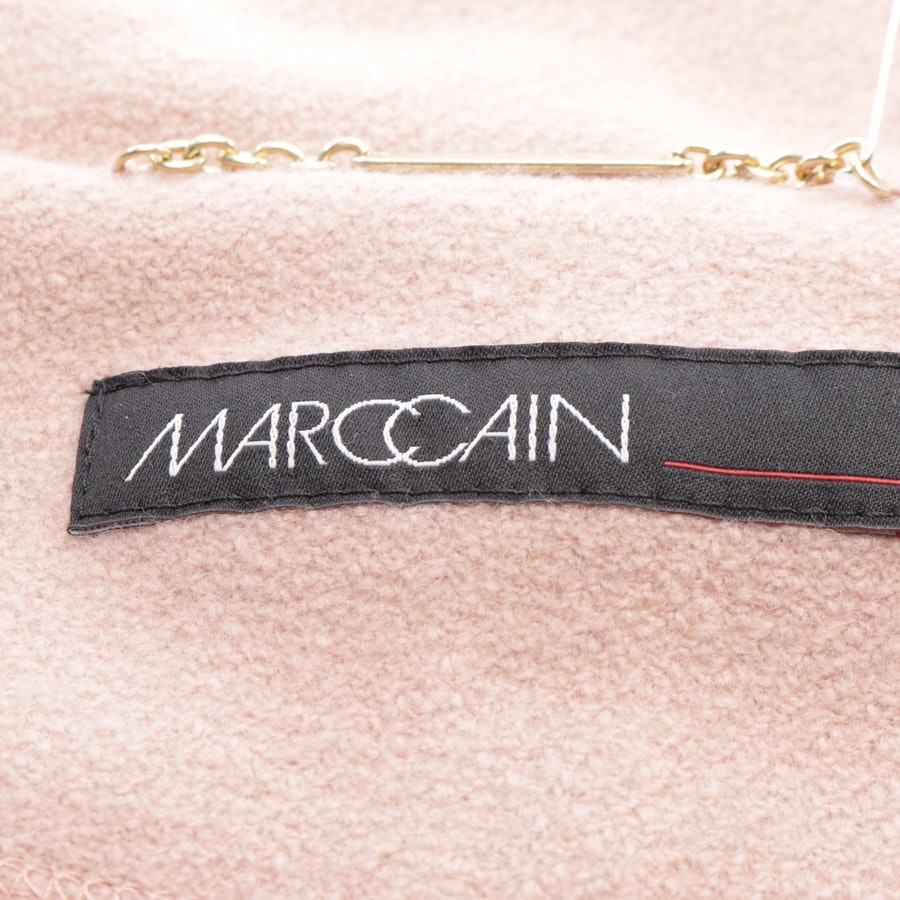 between-seasons jackets from Marc Cain in old pink size 40