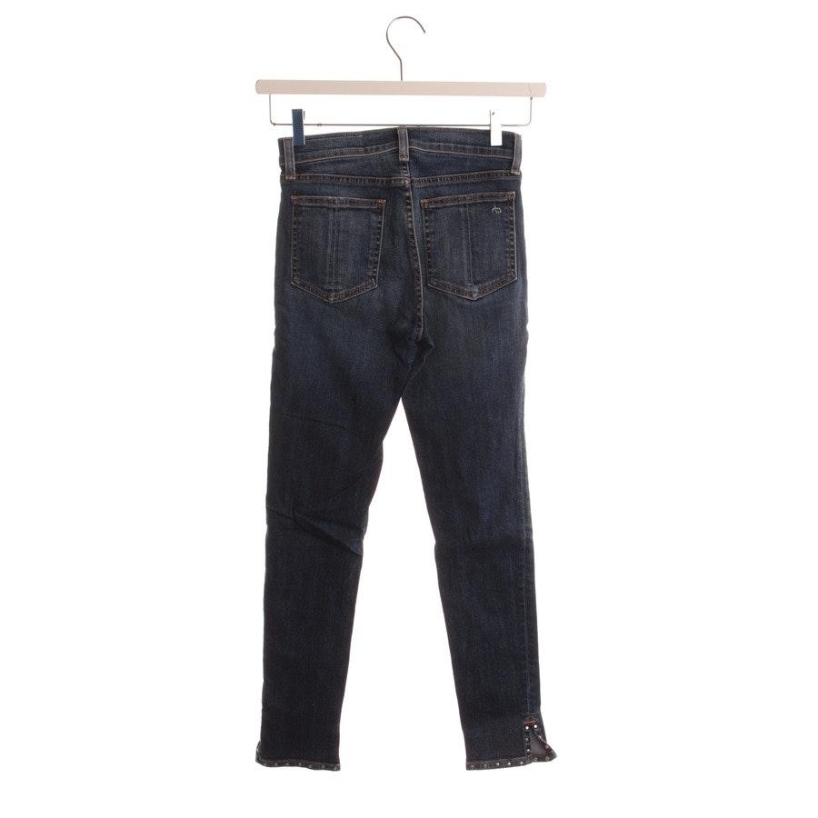 Jeans von Rag & Bone in Jeansblau Gr. W25 - Jean