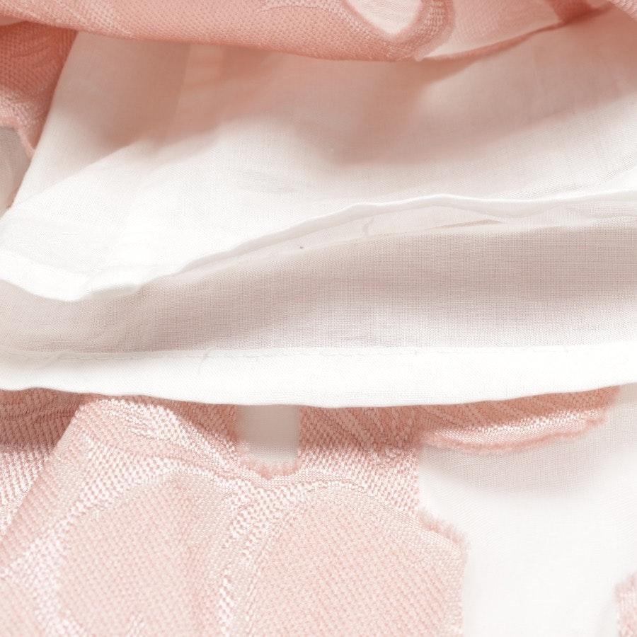 Kleid von P.A.R.O.S.H in Weiß und Rosa Gr. XS